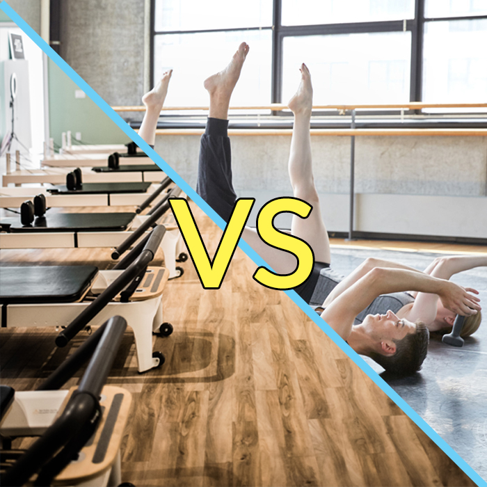 barre versus pilates